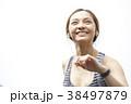 女性 スポーツ ランニング 38497879