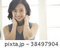 女性 ドレスアップ 38497904