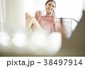 女性 リラックス 38497914