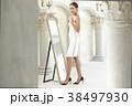 女性 ドレスアップ 38497930