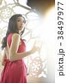 女性 ドレス ドレスアップの写真 38497977