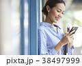 女性 ビジネス カフェ 38497999