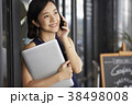 人物 女性 ビジネスウーマンの写真 38498008
