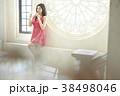 女性 若い女性 アジア人の写真 38498046