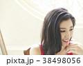 人物 ポートレート 女性の写真 38498056