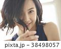 人物 ポートレート 女性の写真 38498057