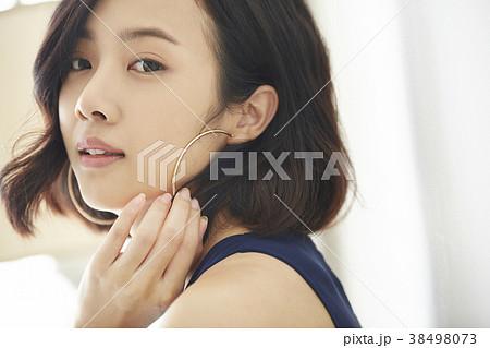 女性 ビューティーイメージ 38498073