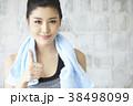 女性 スポーツウェア 38498099