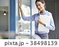 人物 ポートレート 女性の写真 38498139