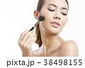 アジア人女性のビューティーシリーズ メイク 38498155