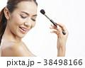 アジア人女性のビューティーシリーズ メイク 38498166
