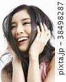 アジア人女性のビューティーシリーズ 38498287