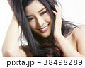 アジア人女性のビューティーシリーズ 38498289