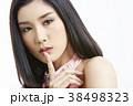 アジア人女性のポートレートシリーズ 38498323