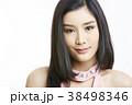 アジア人女性のポートレートシリーズ 38498346
