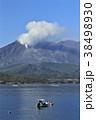 鹿児島県 桜島 火山の写真 38498930