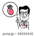 ベクター 医師 男性のイラスト 38500426