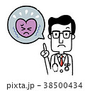 ベクター 人物 医師のイラスト 38500434