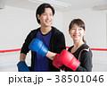 若い男女(ボクシング) 38501046