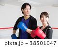若い男女(ボクシング) 38501047
