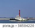 港 タグボート 海の写真 38504220