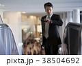 空港のビジネスマン 38504692