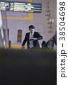 空港のビジネスマン 38504698