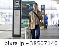 空港の男性 38507140