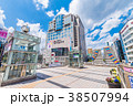 八王子駅 北口 都市風景の写真 38507994