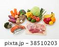 野菜 食材 フルーツの写真 38510203