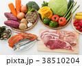 野菜 食材 フルーツの写真 38510204