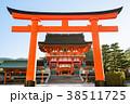 京都 伏見稲荷大社 楼門 38511725