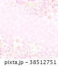 桜 春 花のイラスト 38512751