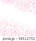 桜 春 花のイラスト 38512752