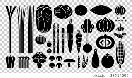 蔬菜 食品 原料 38514093