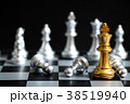 チェス ゲーム 試合の写真 38519940