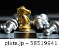 チェス ゲーム 試合の写真 38519941