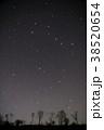 北極星と北斗七星 38520654