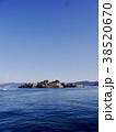 軍艦島 端島 世界遺産の写真 38520670
