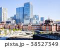 東京駅 駅舎 駅の写真 38527349