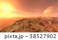 朝 山 惑星のイラスト 38527902