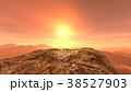 朝 山 岩山のイラスト 38527903