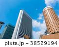 ビル 高層ビル 空の写真 38529194