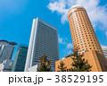 ビル 高層ビル 空の写真 38529195
