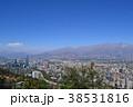 チリ サンティアゴ 街並みの写真 38531816