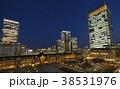 東京駅 駅 駅前広場の写真 38531976