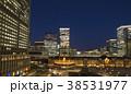 東京駅 駅 駅前広場の写真 38531977