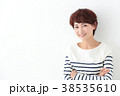 ポートレート 人物 女性の写真 38535610