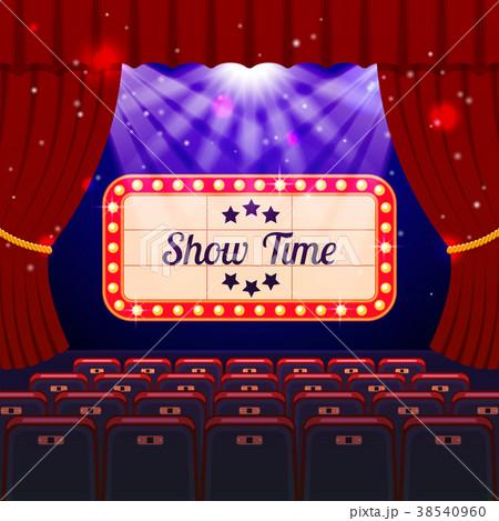 Show Time Concept 38540960