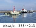タグボート 港 海の写真 38544213